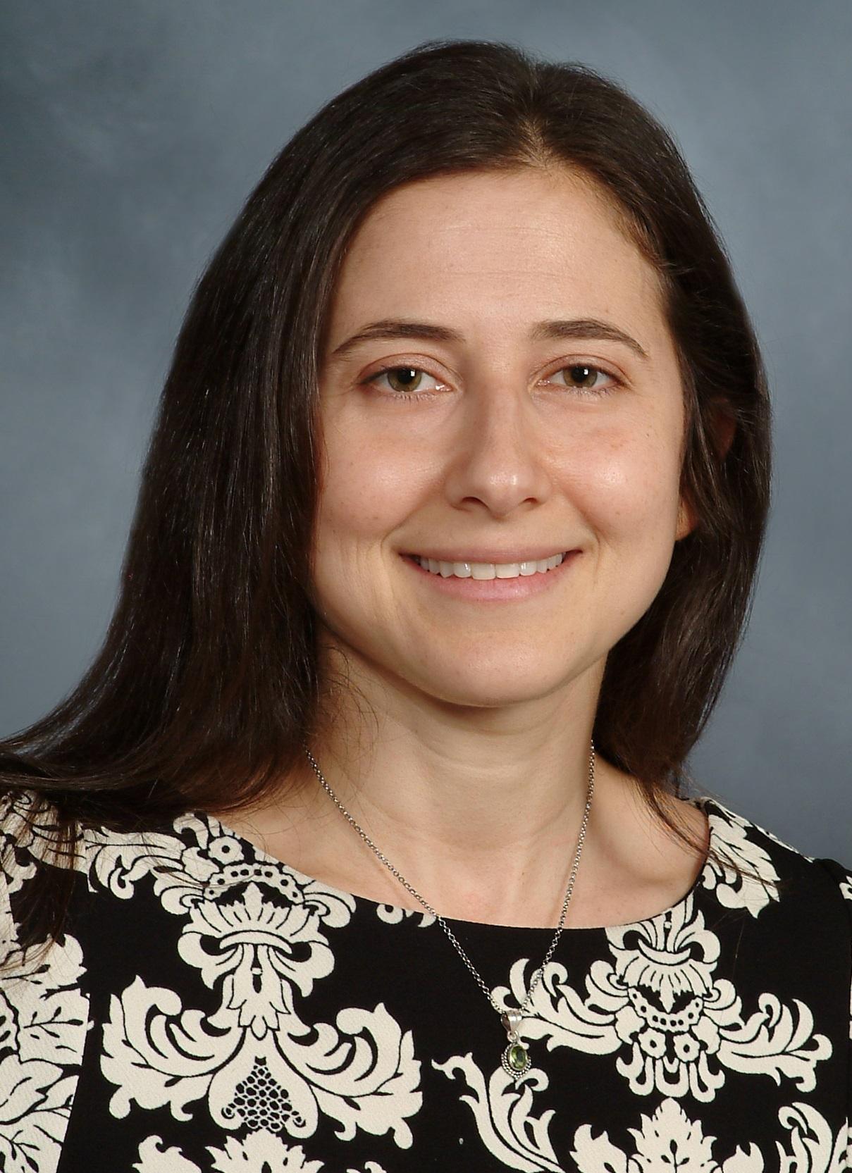 Dr. Cori Green headshot