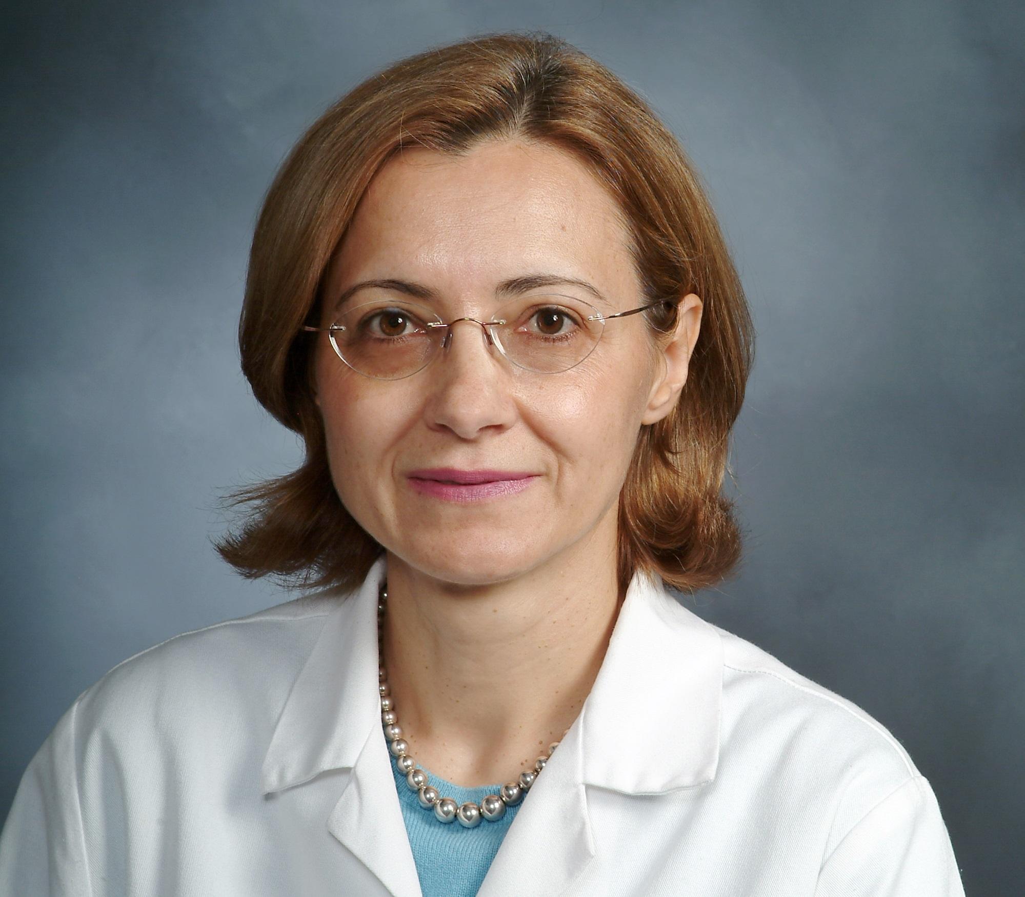 Dr. Snezana Nena Osorio headshot