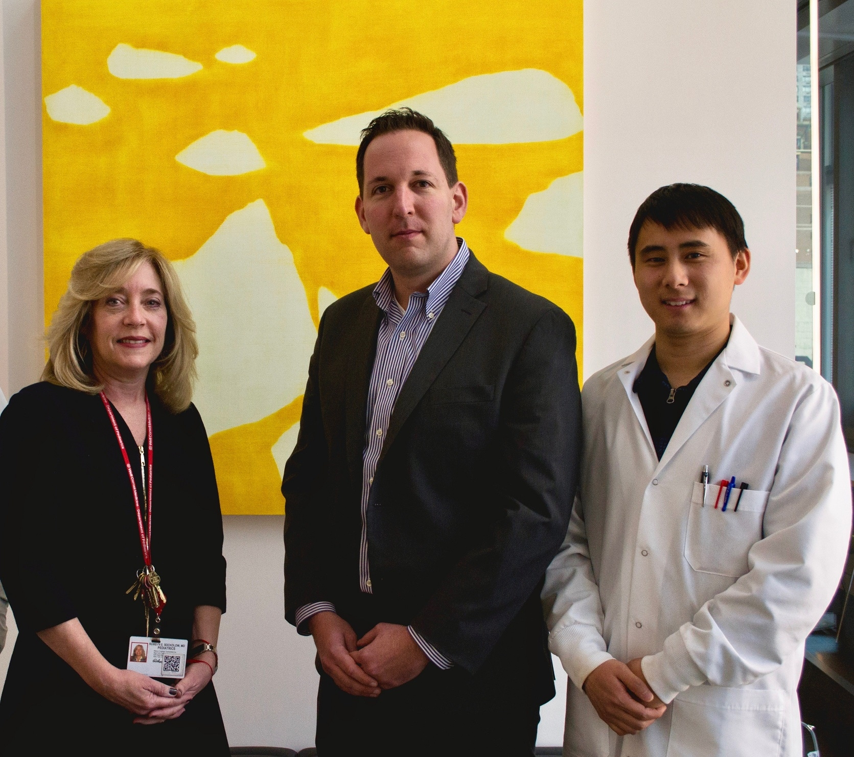 Researchers at Weill Cornell Medicine