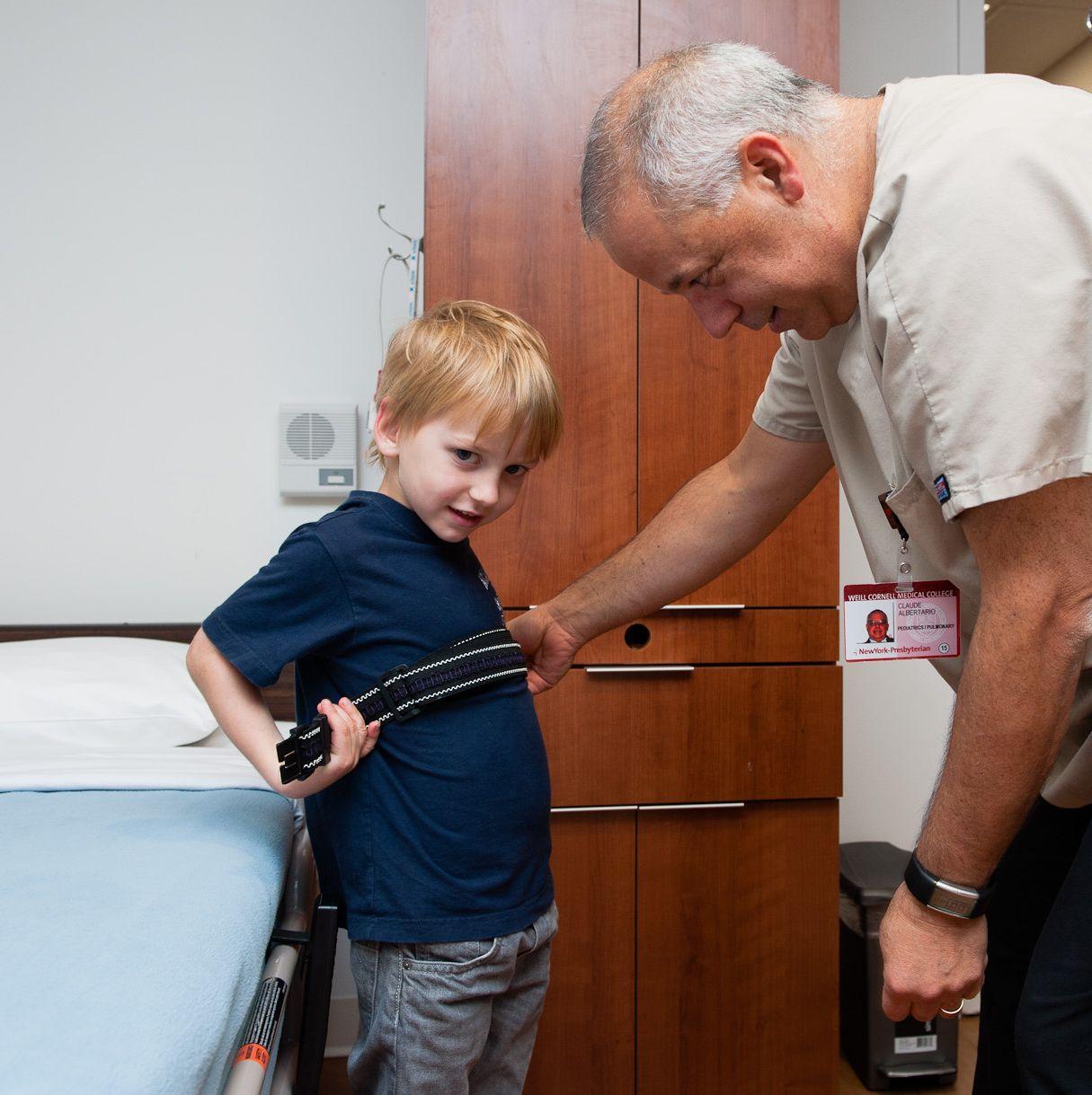 Weill Cornell Pediatric Sleep Lab