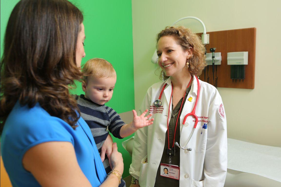 Weill Cornell Comprehensive Center for Congenital Adrenal Hyperplasia (CAH)