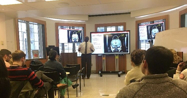 Diversity Grand Rounds with Dr. Wright