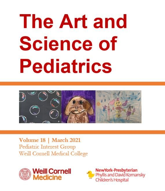 Art and Science Journal cover