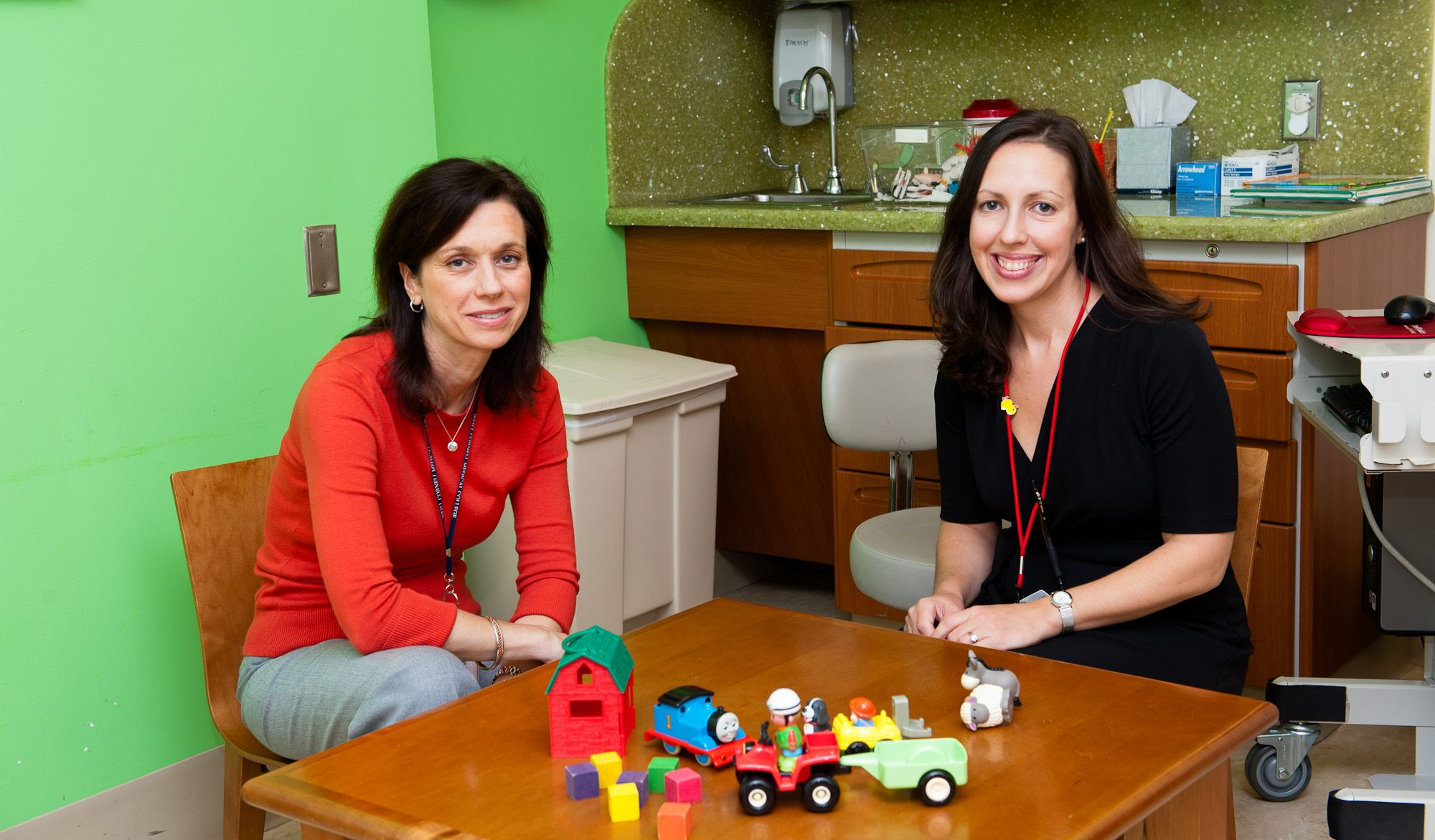 Weill Cornell Child Development Program
