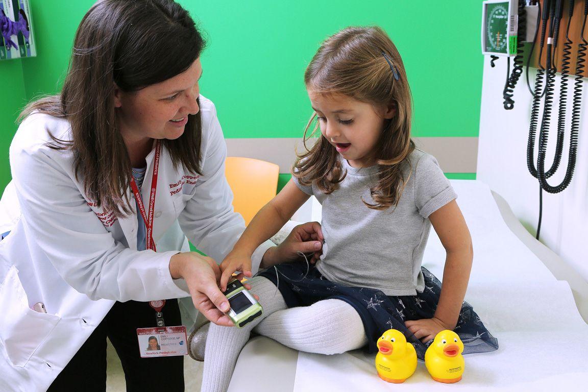 Weill Cornell Medicine Pediatric Diabetes
