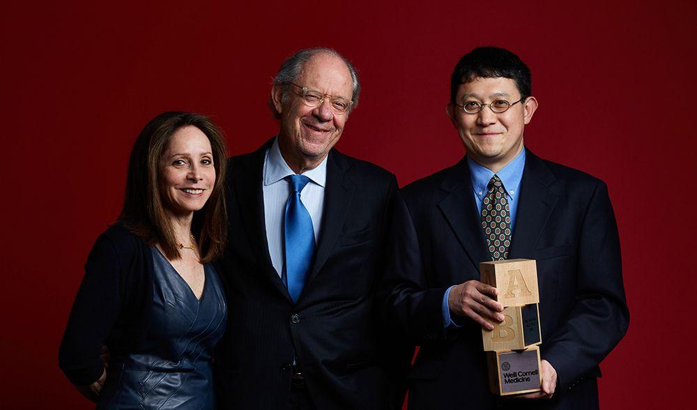 Weill Cornell Pediatrics Drukier Prize