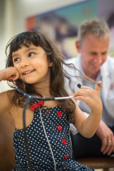 Weill Cornell Pediatric Donations