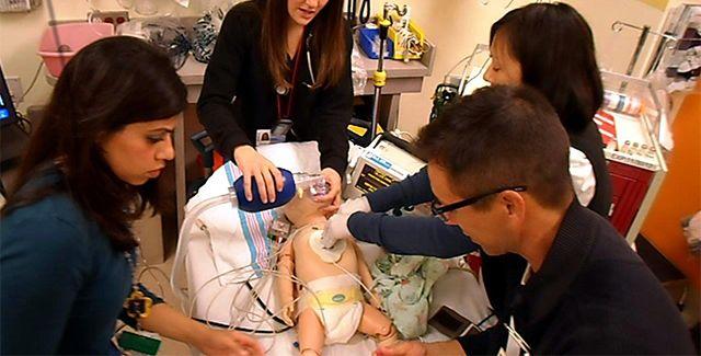 Weill Cornell Pediatric Simulation Program