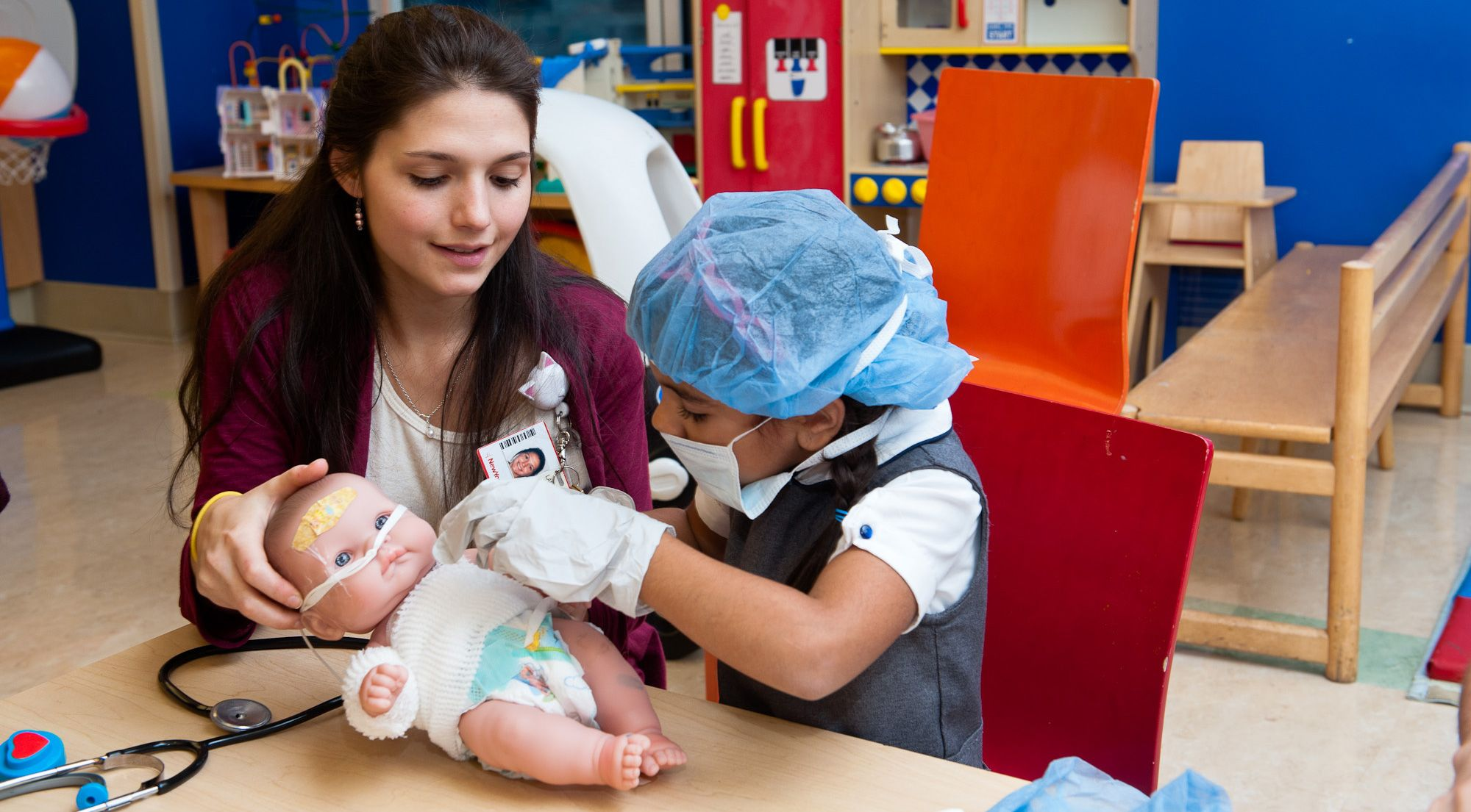 Weill Cornell Pediatric Support Services